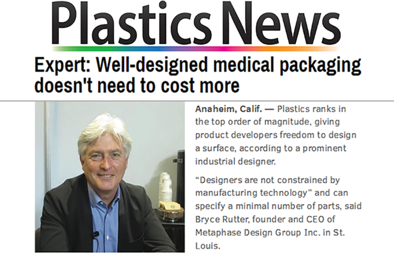 Well Designed Medical Packaging Doesn't Need to Cost More