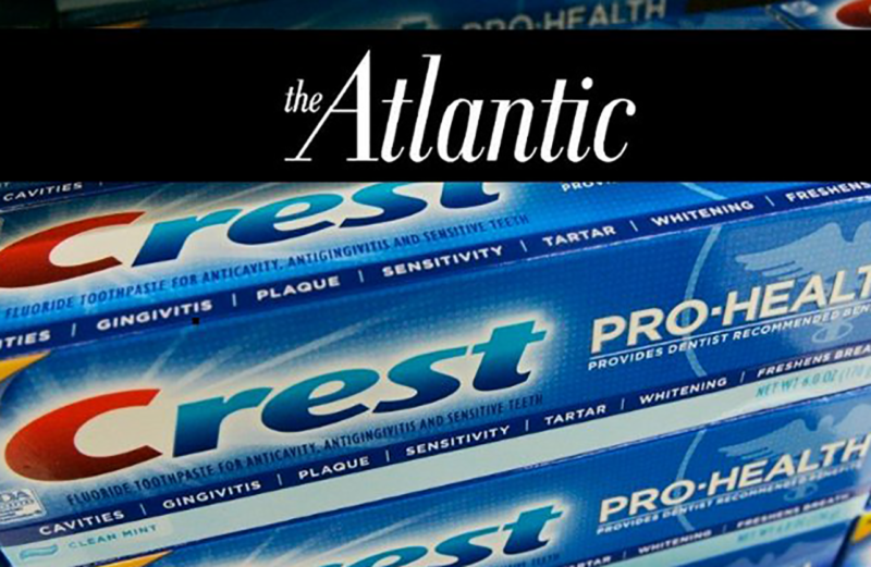 Crests leaking toothpaste problem