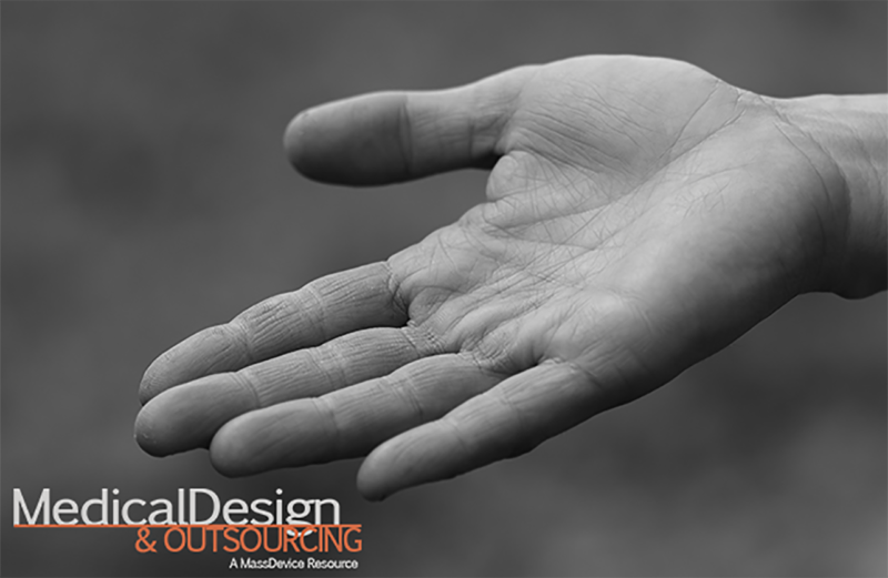 When Designing Medical Devices, Consider the Hands