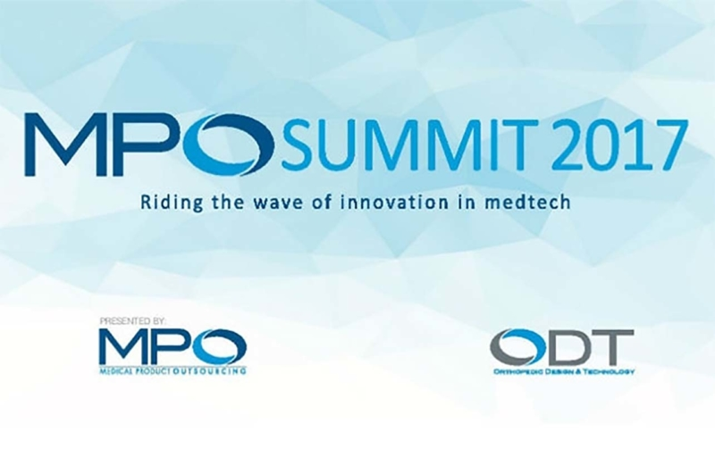 MPO Summit 2017: Surgical Instrument Design