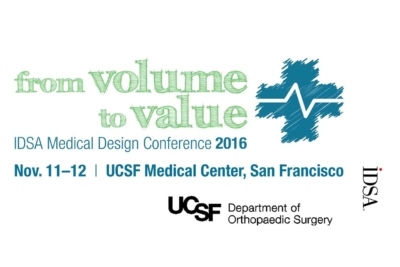 Dignity Of Living ISDA Medical Design Conference 2016
